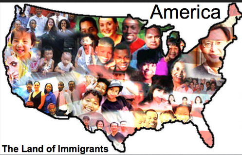 Land of Immigrants