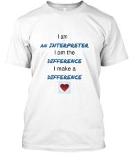 Interpreter Shirt